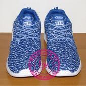 Мегамодные кросовки в стиле Nike