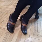 Туфли Alpina, р. 35, кожа, идеальное состояние