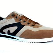 40 р Мужские легкие современные кроссовки (К-15)