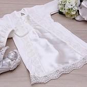 рубашка для крещения, комплект на крестины