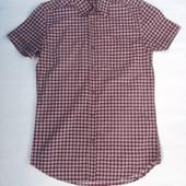 Стильная лёгкая рубашка М