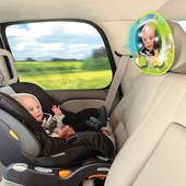 Дополнительное зеркало заднего вида в автомобиль
