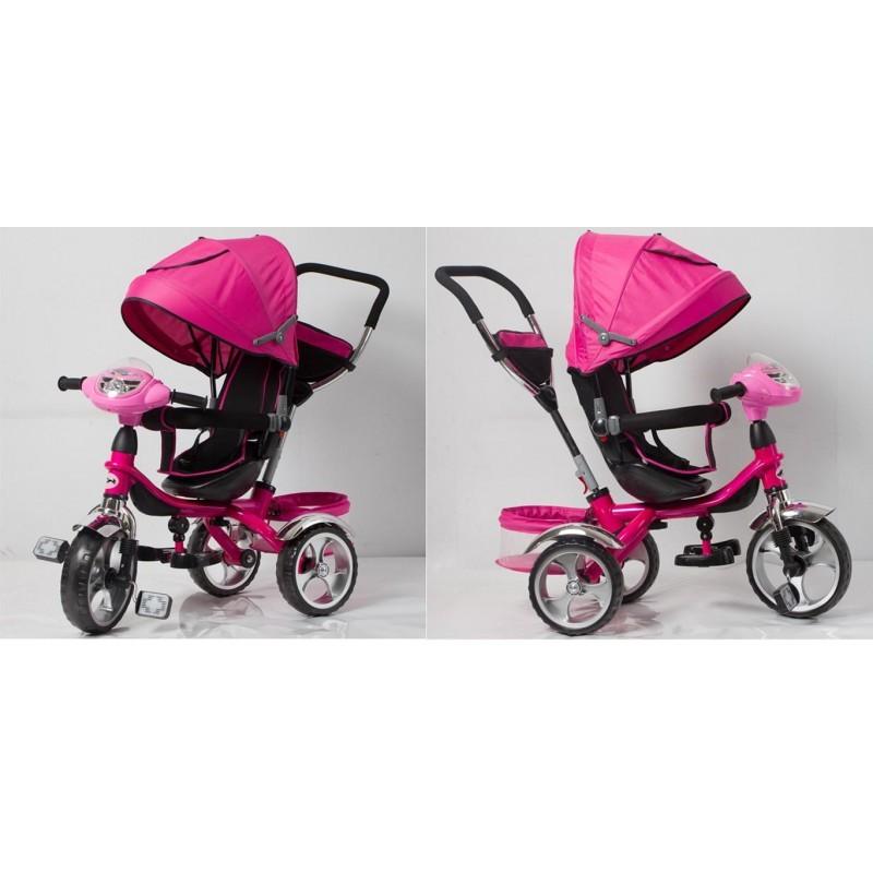 Детский трёхколёсный велосипед tr16016 фото №1