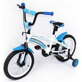 Велосипед Tilly, 3 цвета Flashe 16