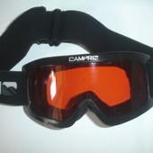 Фирменные Camry оригинал лыжные очки юниор для подростка