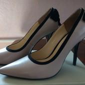 Кожаные туфли 37 р.! Англия