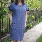 Платье летнее Вырез