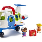 Самолет от Fisher Price Little People