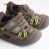 19-20 р.(11.5 см ) Мокасины-кроссовки  Mothercare  из Англии