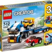 Lego Creator 31033 Транспортировщик автомобилей. В наличии