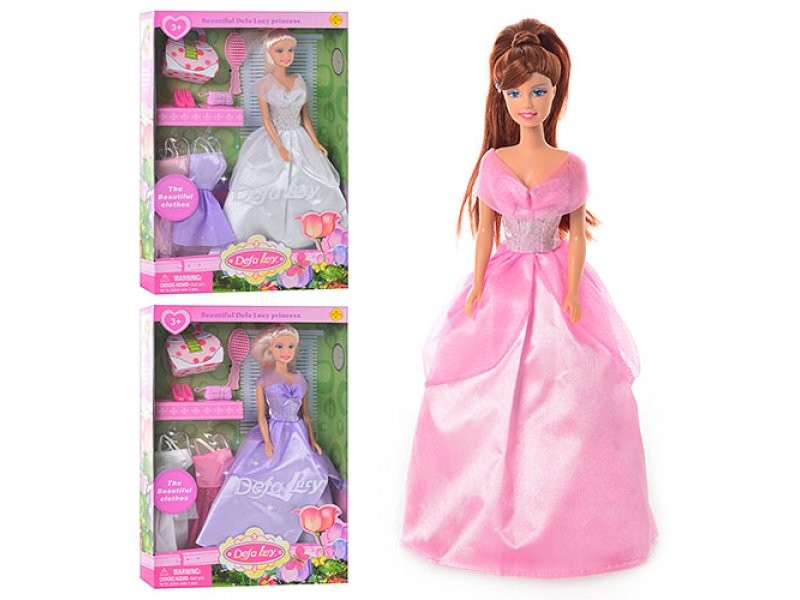 Кукла барби defa 8071 фото №1