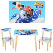 Детский столик 501-29