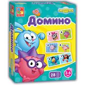 Домино «Смешарики» VT2105-01 vladi toys влади тойс