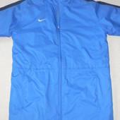Мужская спорт.утепленная куртка Nike р L рост 183