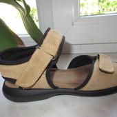 Продам кожаные сандалии Salamander 38 р.