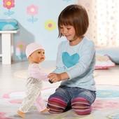 Интерактивная движущаяся кукла Baby Annabell - Учимся ходить