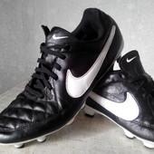Бутсы р.42 Nike Tiempo(оригинал)