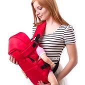 Кенгуру-переноска для малышей, Умка №8, 3 положения, цвета в ассортименте