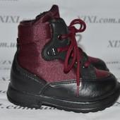 Термо ботинки сапоги Ricosta Pepino 20р. кожа