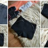 Бандажные плотные шорты Forever21,р-р С-М