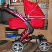 ABC Design 4Tech cтильная дизайнерская немецкая коляска