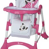 Cтульчик для кормления Bertoni Elite Pink Panda