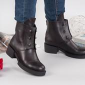 Ботинки Hermes кожа замша Возможны разные цвета