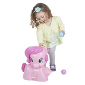 Игрушка 'Пинки Пай с шариками' (pinkie pie party popper), my little pony, playskool friends, hasbro