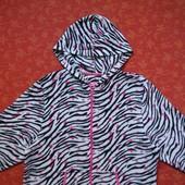 Взрослый флисовый человечек-пижама размер 18-20 (XL-XXL), б/у.