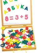 Доска с магнитными фигурками «Школьник», Мди Артикул: Д051