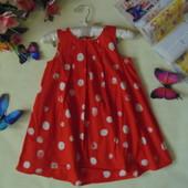 Платье Next 3-4г(98-104см)Мега выбор обуви и одежды
