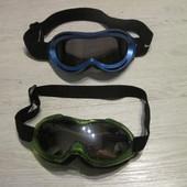Горнолыжные очки для самых маленьких
