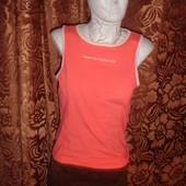 Фирменная футболка на 46-48  размер для фитнеса