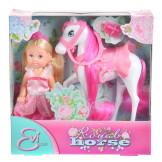Кукла еви принцесса и королевский конь с аксес. от  simba фото №1