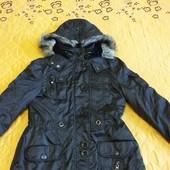 Фирменное пальто Amisu p.44 ( М )