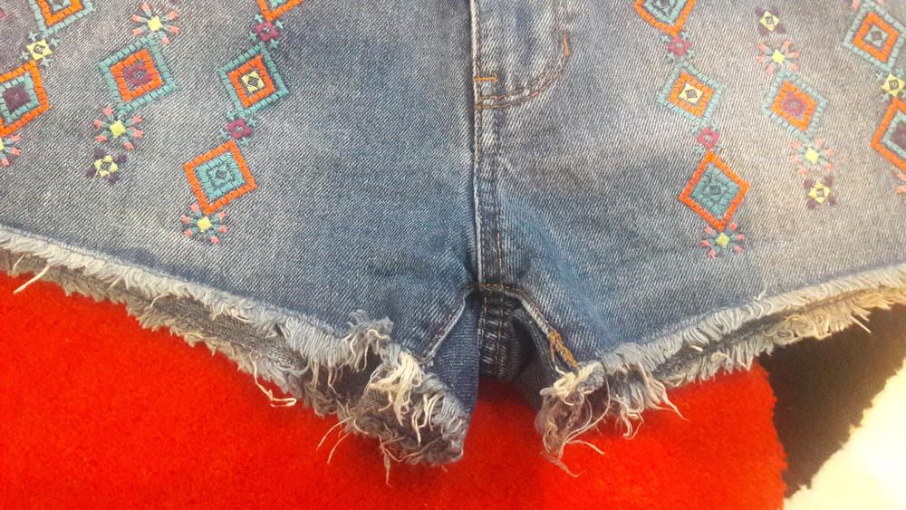 Модные шорты на 10-11 лет фото №3