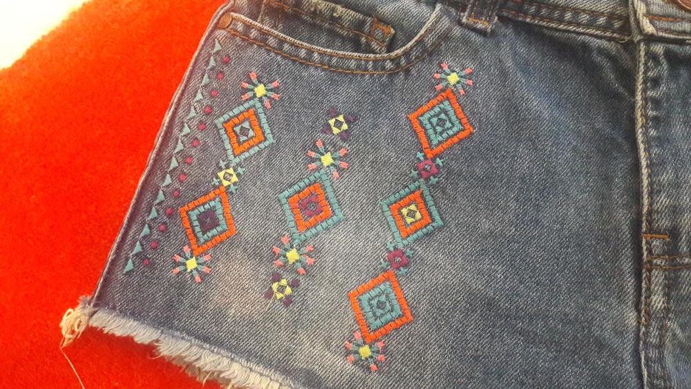 Модные шорты на 10-11 лет фото №6
