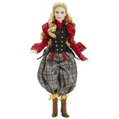Кукла alice through the looking glass doll алиса в зазеркалье Jakks Pacific