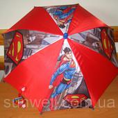 Акция!! Зонтик детский Superman для мальчиков