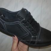 Чоловічі туфлі Clowse шкіра 40