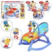 Музыкальное кресло-качалка Joy Toy 7179 новое