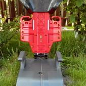 Німецьке автокресло-бустер Romer 15-36 кг.
