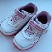 Кожаные кроссовки Stride Rite. 13см стелька. Размер 21,5. Распродажа