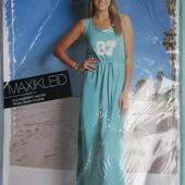 макси платье сарафан  Esmara  Германия  M 40/42