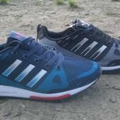 Мужские кроссовки Adidas ZX750 Flyknit