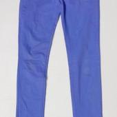 Tally weijl. Скандинавские фиолетовые узкачи, джинсы. Размер 36.
