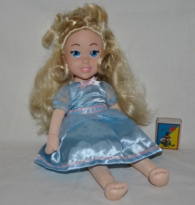 Прекрасная малышка zapf creation кукла золушка дисней принцессы фото №1