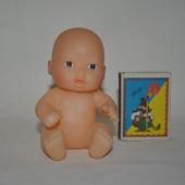 Фирменная виниловая красотулечка кукла пупсик пупс