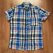 Мужская рубашка Jack&Jones , оригинал, размер S-M. Стоила 800грн.