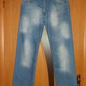Джинсы мужские, голубого цвета р. 31, Diesel